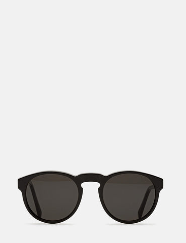 Super Paloma Sunglasses - Black