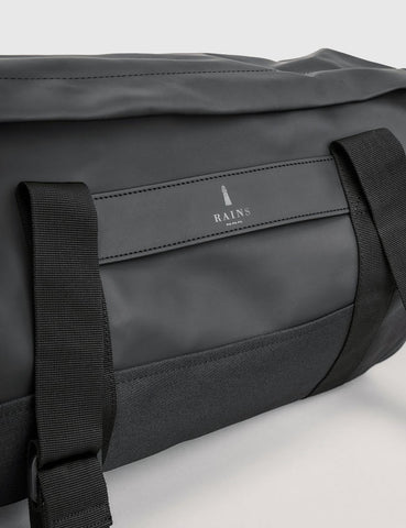 Rains Duffel Bag - Black
