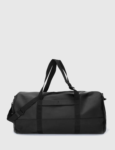 Rains Travel Duffel Bag - Black