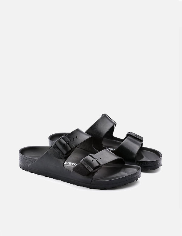 Birkenstock Arizona EVA Sandals (Regular) - Black