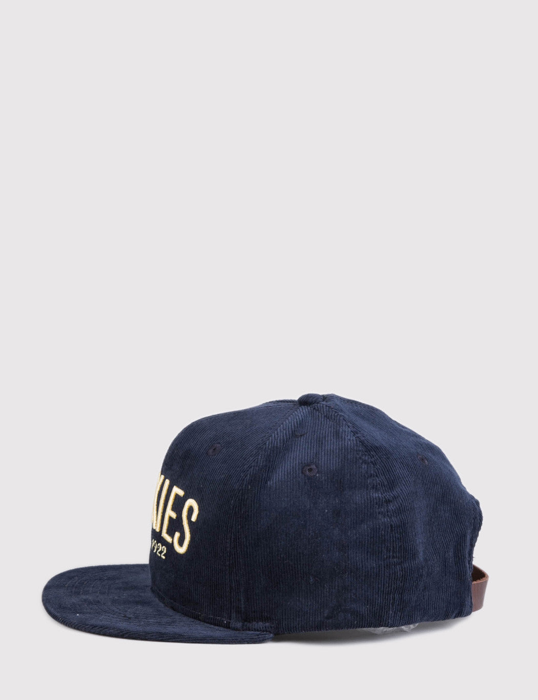 Dickies Grafton 6-Panel Cap - Navy Blue