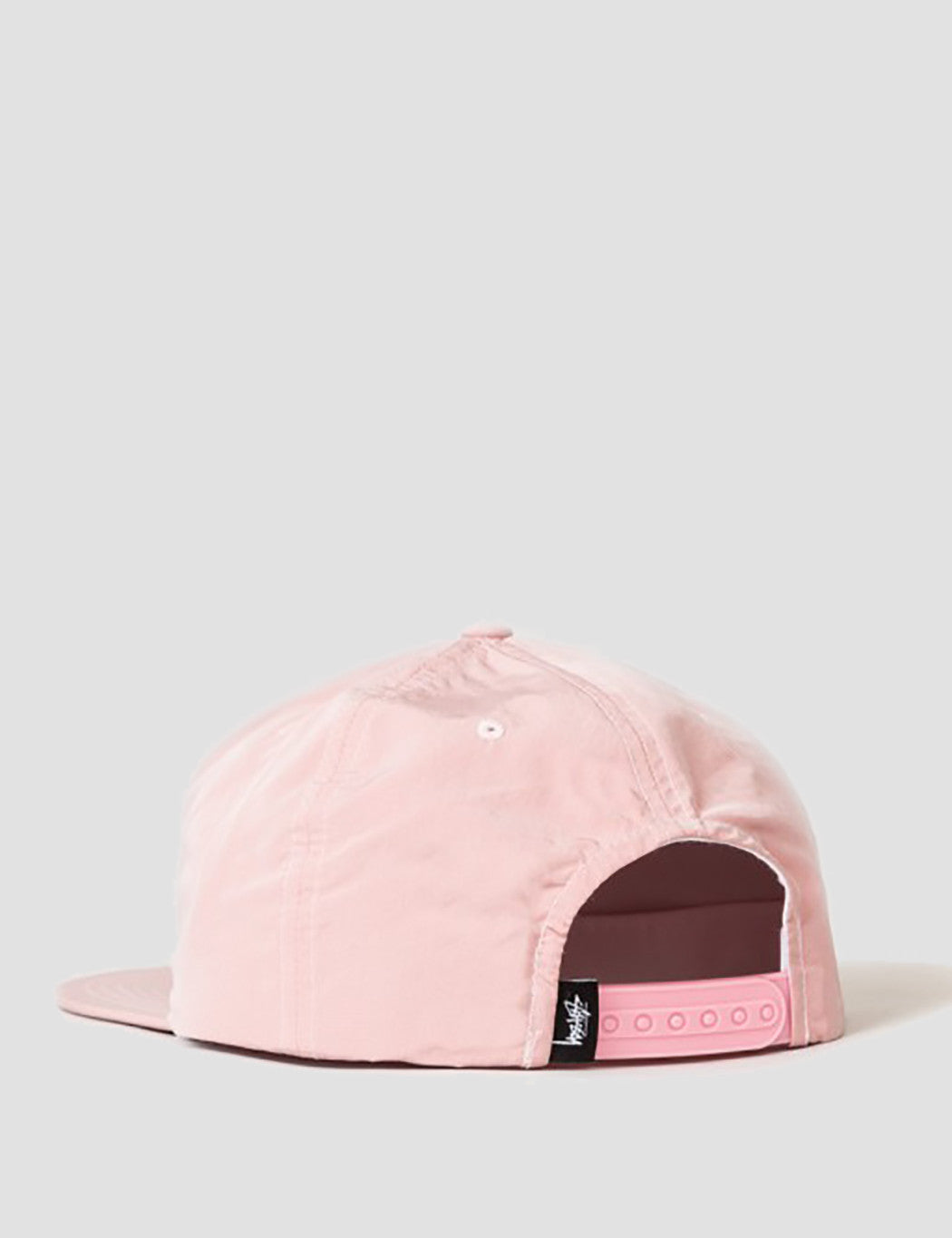 Stussy Reflective Tape Cap - Pink