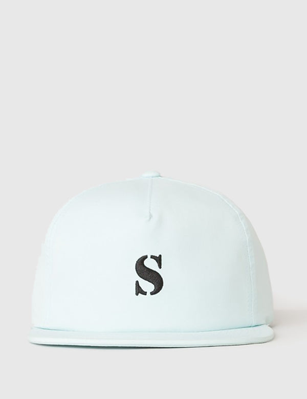 Stussy Bio Washed Cap - Light Blue