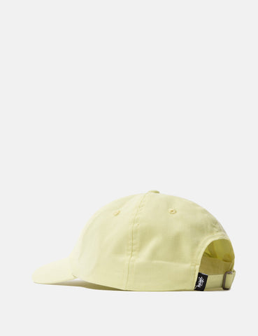 Stussy Institute Low Pro Cap - Lemon Yellow