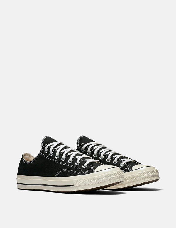 Converse 70's Chuck Taylor Low 162058C (Canvas) - Black
