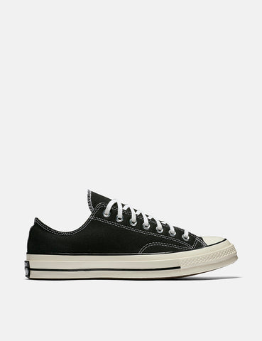 Converse 70's Chuck Taylor Low 144757C (Canvas) - Black