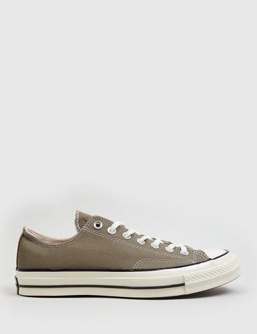 Converse 70's Chuck Taylor Low (Canvas) - Surplus Green
