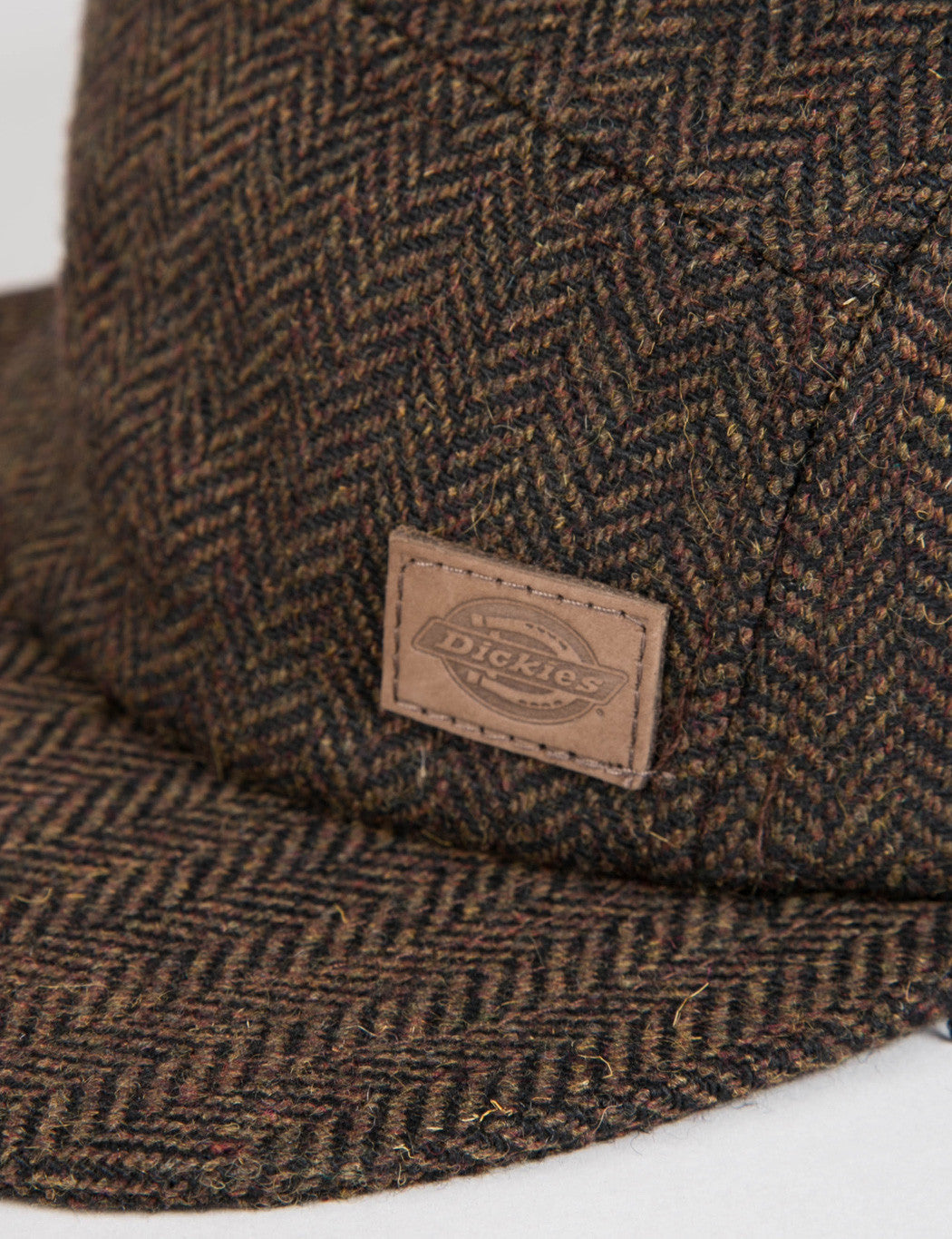 Dickies Hingham 5-Panel Cap - Brown