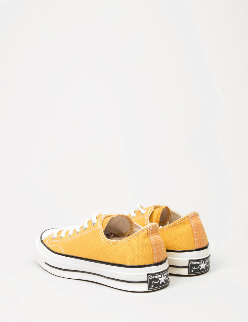Converse 70's Chuck Taylor Low (Canvas) - Sunflower Yellow