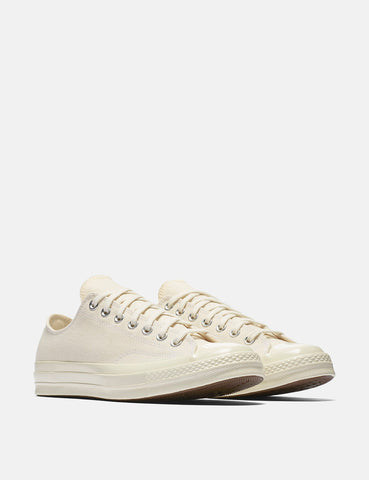Converse 70's Chuck Taylor Low (Canvas) - Natural