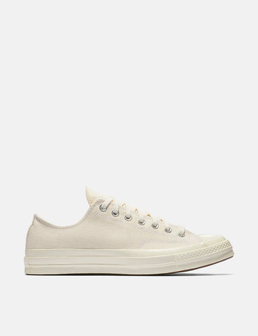 Converse 70's Chuck Taylor Low 151230C (Canvas) - Natural/Egret