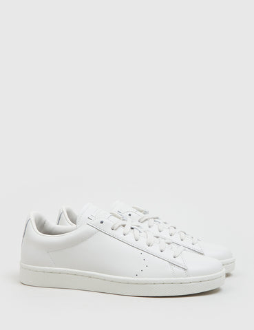 Converse Pro Low Trainers (Leather) - Buff White
