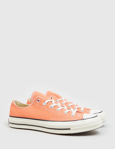 Converse 70's Chuck Taylor Low (Canvas) - Mango Orange