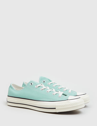 Converse 70's Chuck Taylor Low (Canvas) - Jaded Green