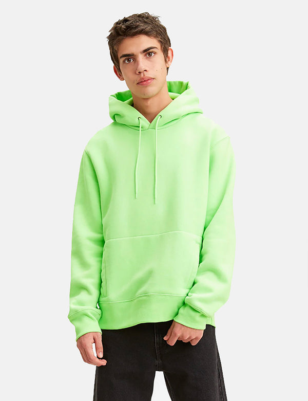Levis Skate Pullover Hoodie - Paradise Green