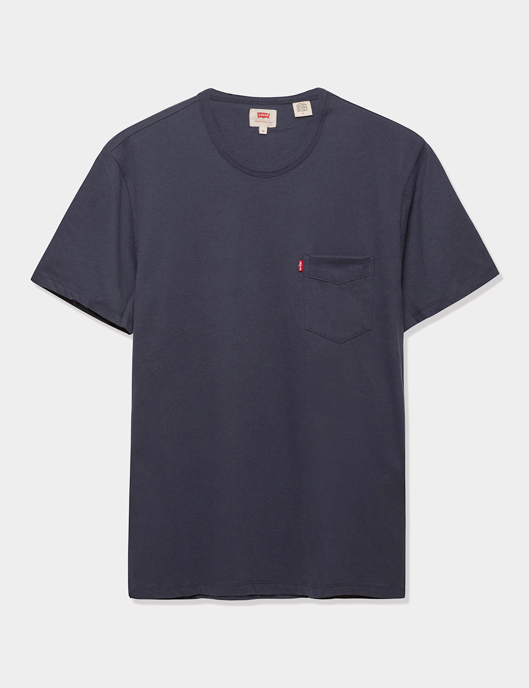 Levis Sunset Pocket T-Shirt - Dark Navy