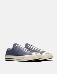Converse 70's Chuck Low 159625C (Canvas) - Light Carbon/Black/Egret