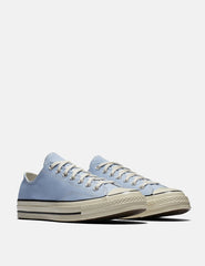 Converse 70's Chuck Low 159624C (Canvas) - Blue Chilli/Black/Egret