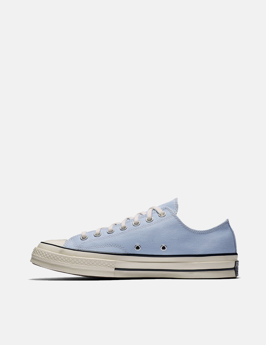 CONVERSE ALL STAR CHUCK TAYLOR 70s OX 159624C BLUE CHILL BLACK LABEL vinatge jap