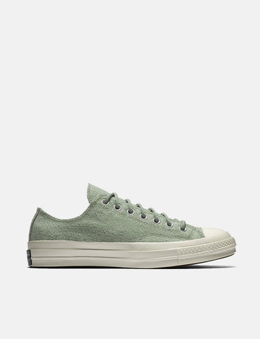 Converse CTAS 70s Chuck Taylor Low Reverse French Terry - Field Surplus Sage