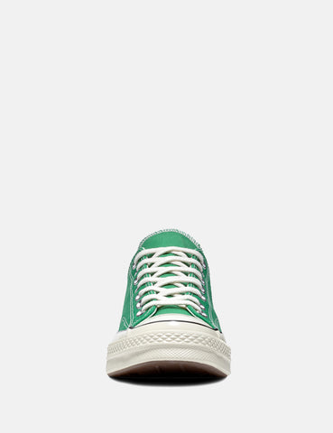 Converse 70's Chuck Low 161443C (Canvas) - Green/Black/Egret