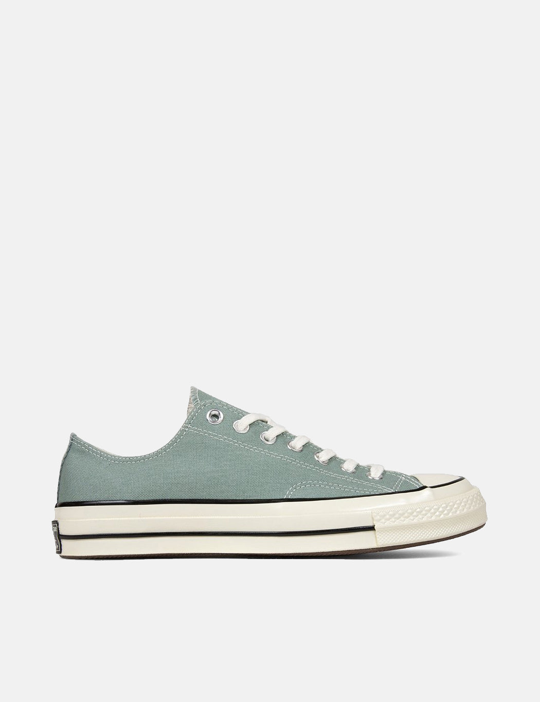 Converse 70's Chuck Low 161506C (Canvas) - Mica Green/Black/Egret
