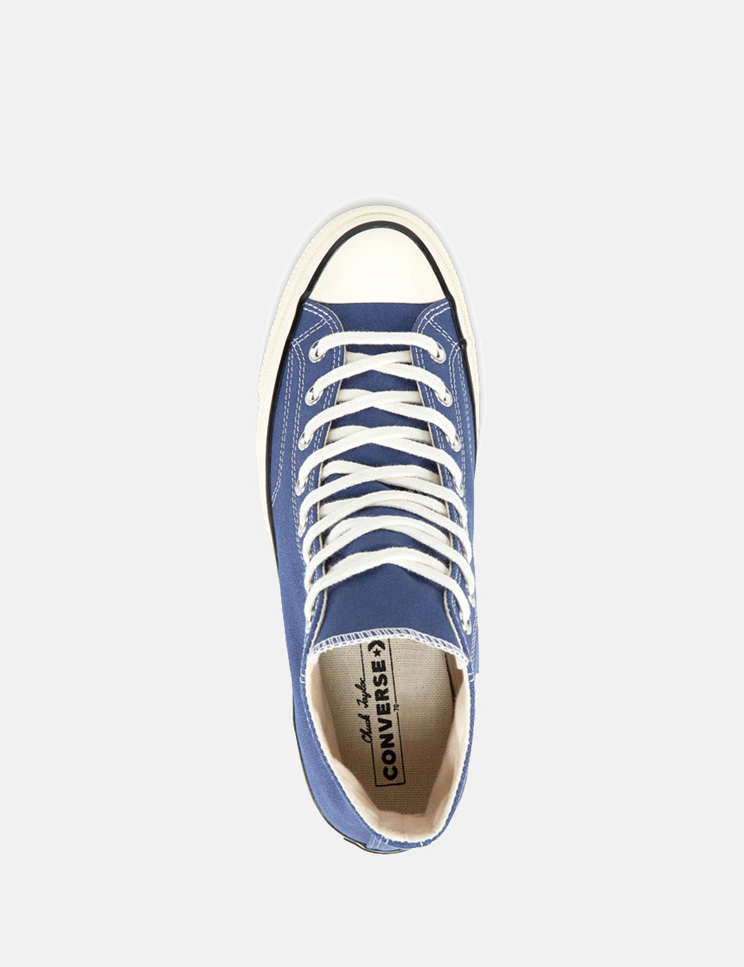 Converse 70's Chuck Taylor Hi 162055C (Canvas) - True Navy Blue