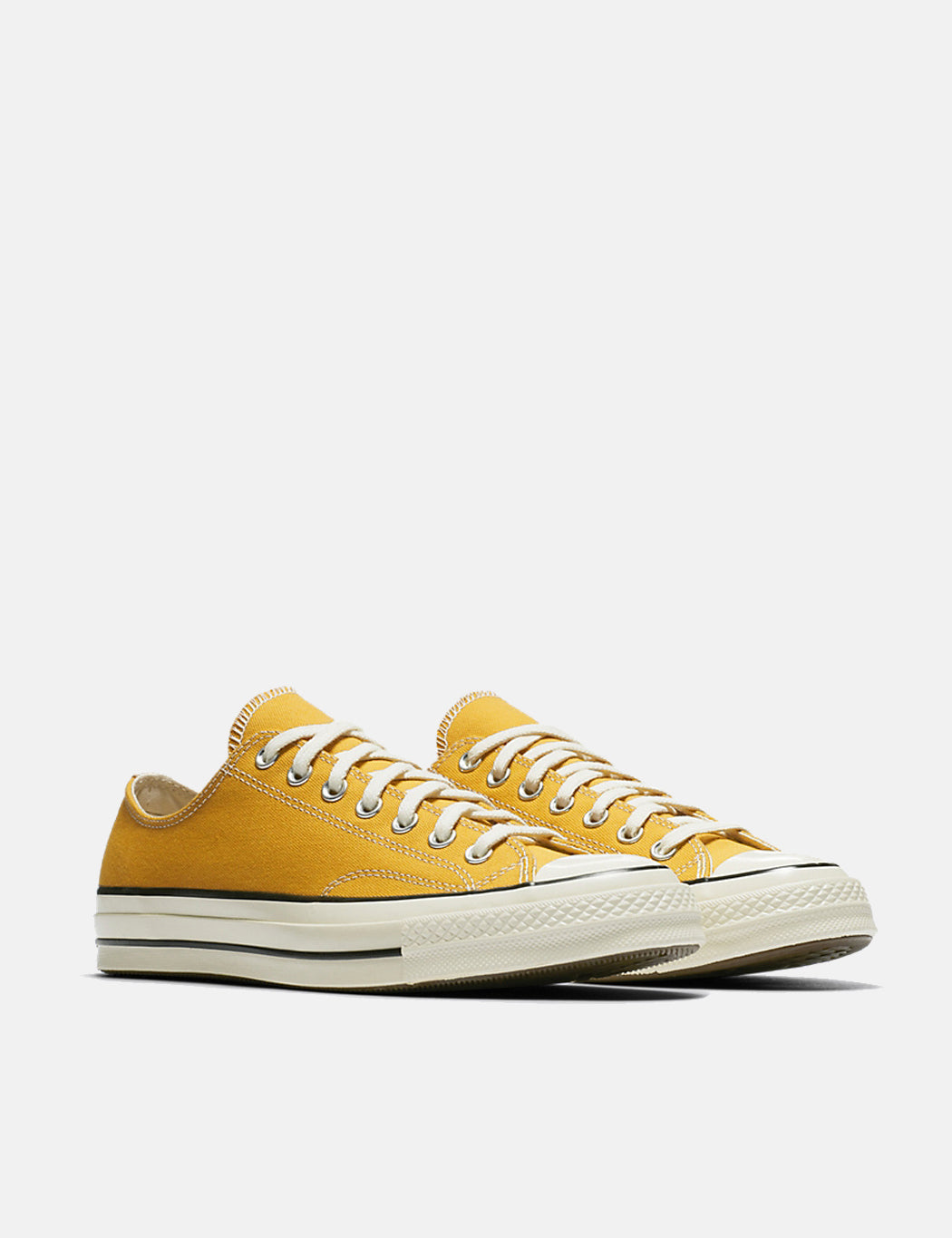 638bd0a8da0e ... Converse 70 s Chuck Taylor Low Canvas (162063C) - Sunflower Yellow ...