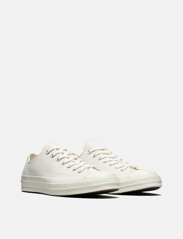 Converse 70's Chuck Low 162211C (Canvas) - Natural/Egret