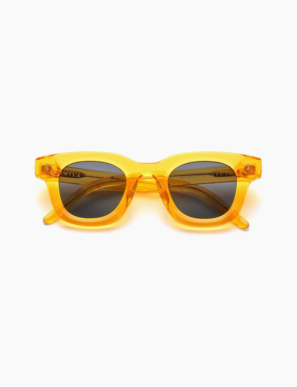 Akila Apollo Sunglasses - Amber/Black Lens