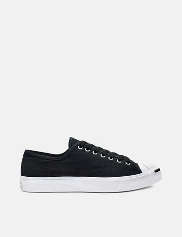 Converse Jack Purcell 164056C (Canvas) - Black/White