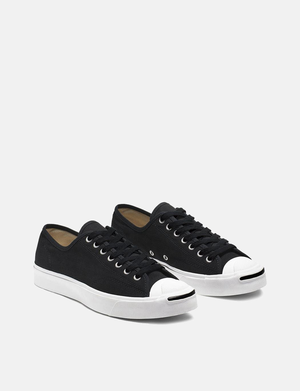Converse Jack Purcell 164056C (Canvas) - Black/White | URBAN EXCESS