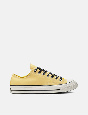 Converse 70's Chuck Low 164214C (Canvas) - Butter Yellow/Fresh Yellow