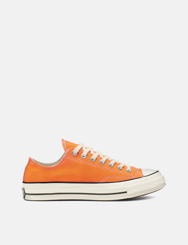 Converse 70's Chuck Taylor Low (164928C) - Orange Rind/Egret/Black