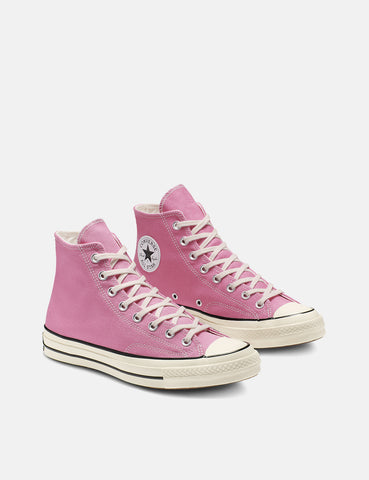 Converse 70's Chuck Taylor Hi (164947C) - Magic Flamingo Pink/Egret/Black