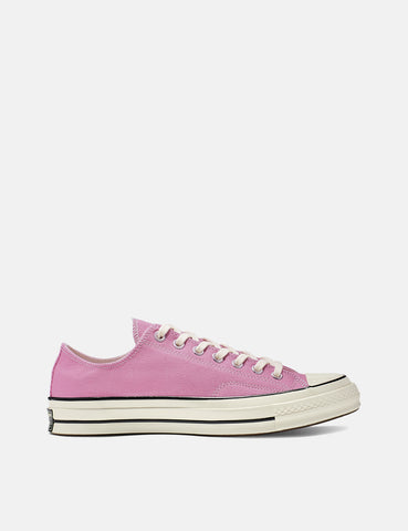 Converse 70's Chuck Taylor Low (164952C) - Magic Flamingo Pink/Egret/Black