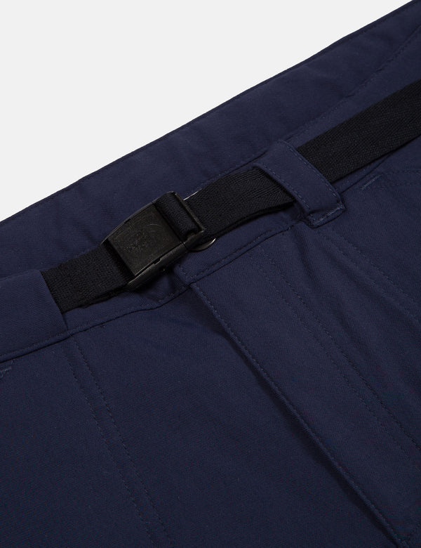 North Face Woven Shorts - Urban Navy Blue