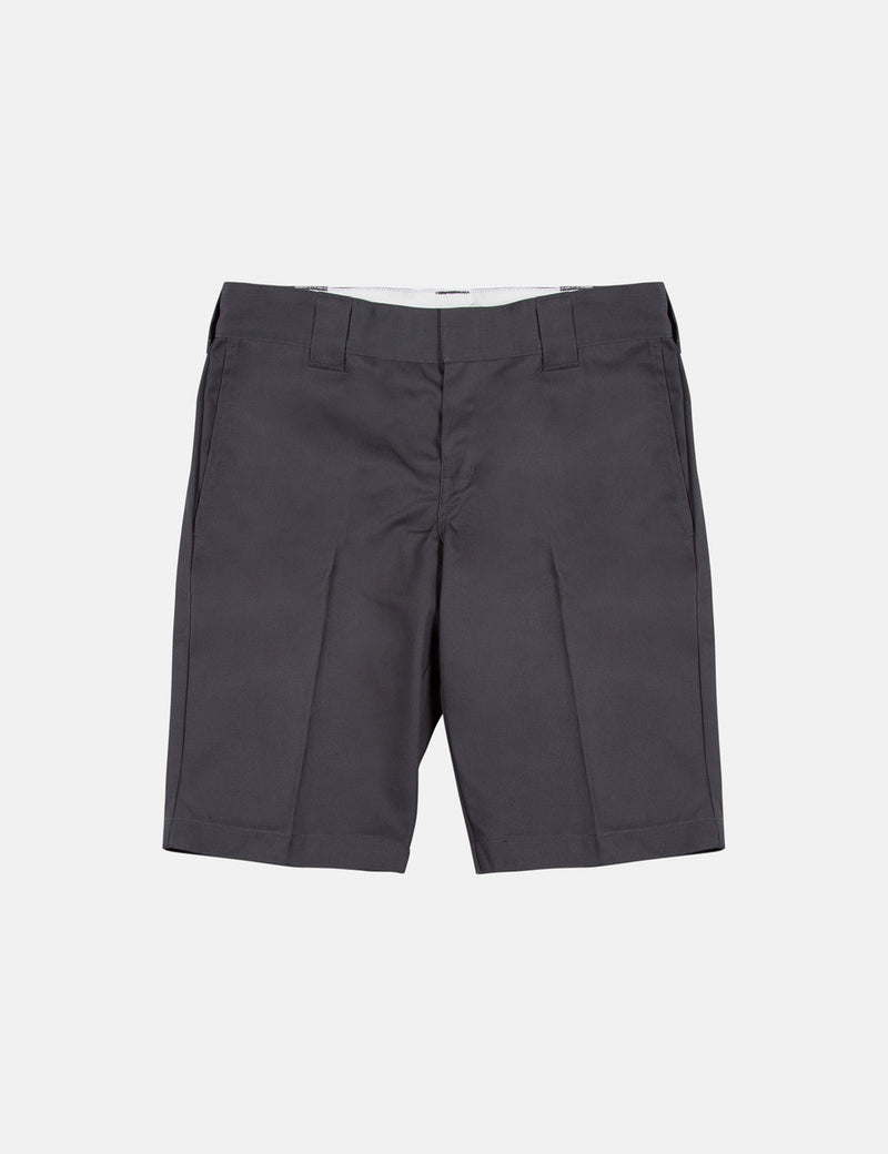 Dickies 273 Slim Straight Work Shorts - Charcoal