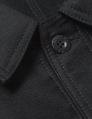 Le Laboureur Moleskin Work Jacket - Black