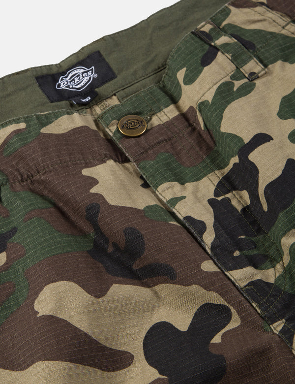 Dickies New York Cargo Short - Camouflage
