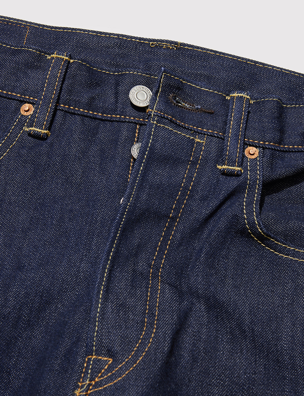 Levis 501 CT Customised Tapered Jeans - Celebration