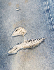 Levis 501 CT Customised Tapered Jeans - Dirty Dawn