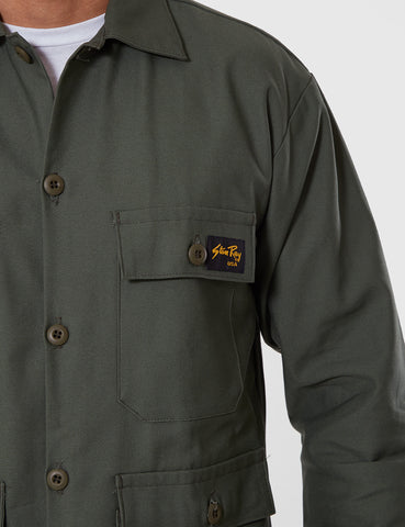 Stan Ray Four Pocket Jacket - Olive