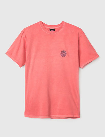 Stussy Design Corp T-Shirt - Pink