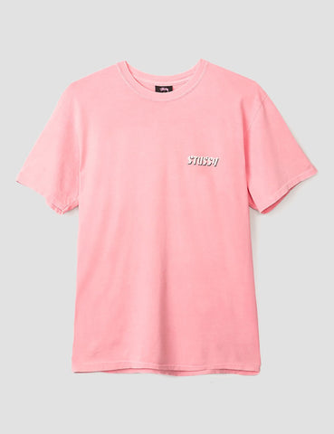 Stussy Global T-Shirt - Pink