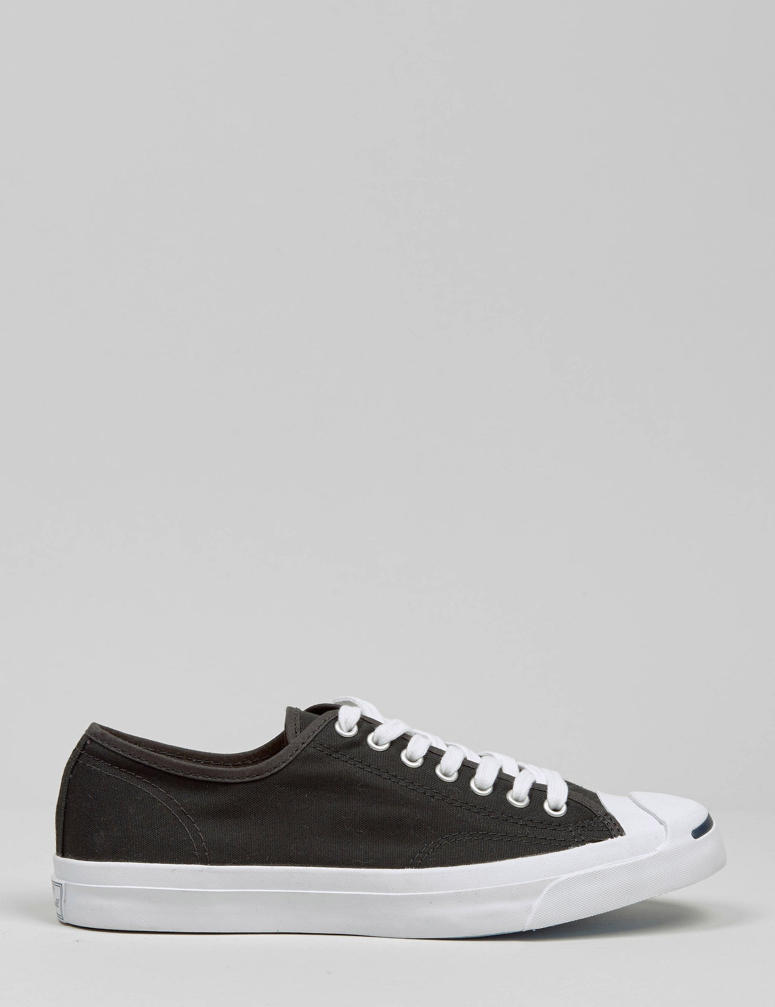 Converse Jack Purcell Canvas - Black/White
