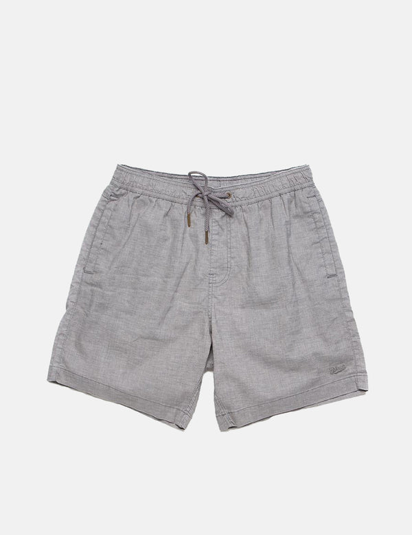 Short en Chanvre Deus Ex Machina Sandbar (Mesh) - Grey Rock