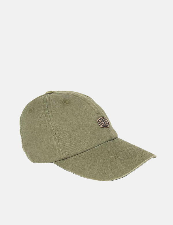 Casquette Deus Ex Machina Shield Standard Dad - Bark