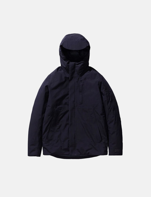 Norse Projects Fyn Down 2.0 Gore Tex Parka - Dark Navy Blue