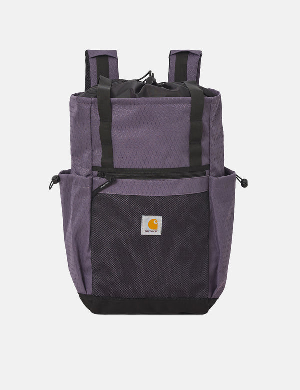 Carhartt-WIP Spey Backpack (Diamond Ripstop) - Provence/Black